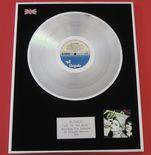 BLONDIE - Eat To The Beat PLATINUM LP PRESENTATION Disc